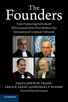 The Founders by David M. Crane