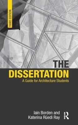 Dissertation by Iain Borden