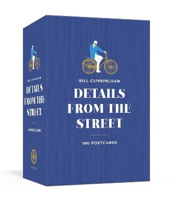 Bill Cunningham: Details from the Street: 100 Postcards book