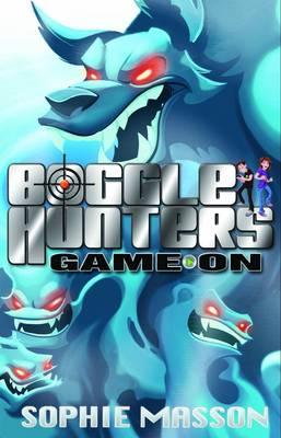 Boggle Hunters book