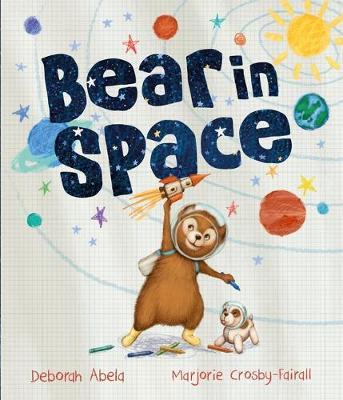 Bear in Space book