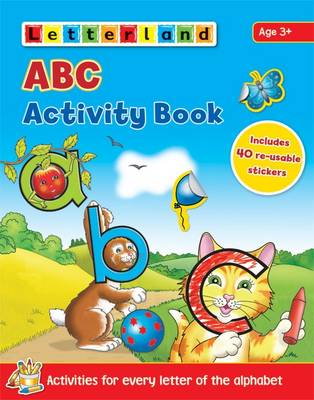 ABC Activity Book by Lyn Wendon