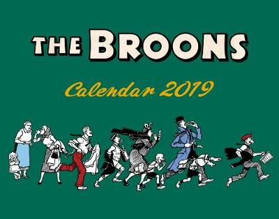 The Broons Calendar 2019: 2019 book
