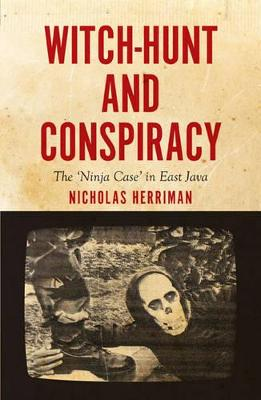 Witch-Hunt and Conspiracy by Nicholas Herriman