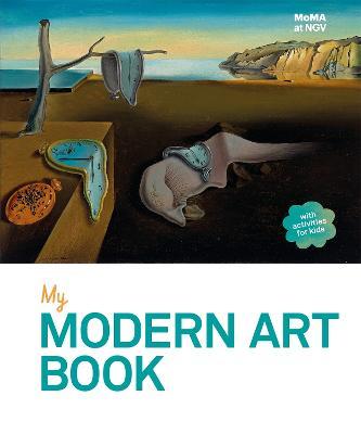 My Modern Art Book by Kate Ryan