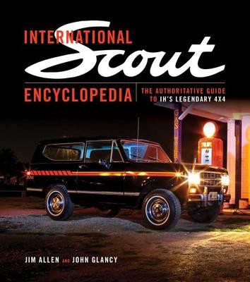 International Scout Encyclopedia by Jim Allen
