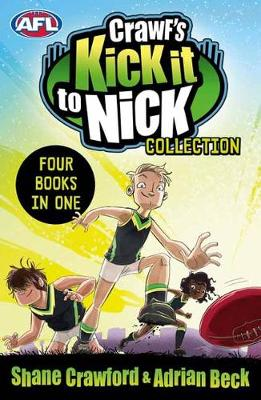 Crawf's Kick it to Nick Collection book