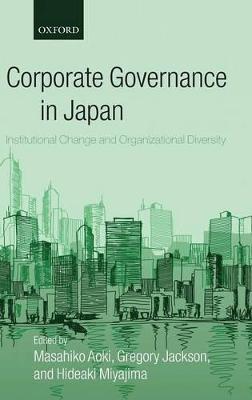Corporate Governance in Japan by Masahiko Aoki