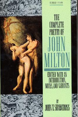Compl Poetry John Milton book