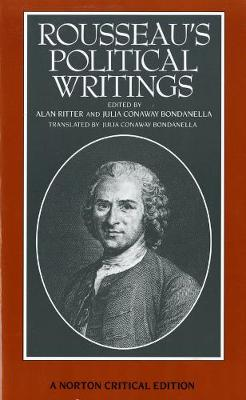 Rousseau's Political Writings by Jean-Jacques Rousseau