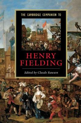 Cambridge Companion to Henry Fielding book