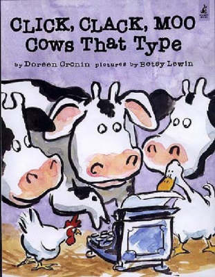 Click, Clack, Moo - Cows That Type book