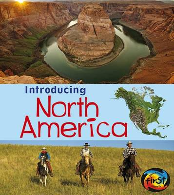 North America by Chris Oxlade