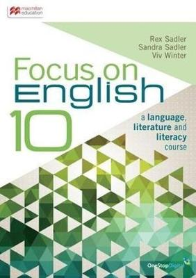 Focus on English 10 - Student Book by Viv Winter