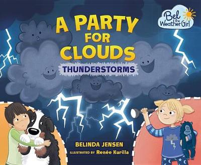 A Party for Clouds by Belinda Jensen