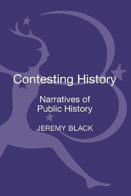 Contesting History by Professor Jeremy Black