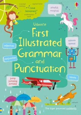 First Illustrated Grammar and Punctuation book