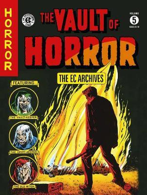 The Ec Archives: Vault Of Horror Volume 5 book
