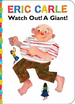 Watch Out! A Giant! book