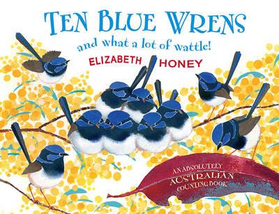 Ten Blue Wrens book