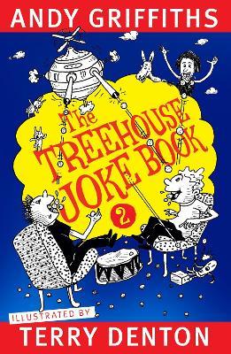 The Treehouse Joke Book 2 book