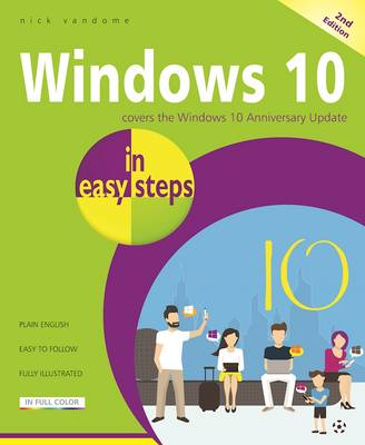 Windows 10 in Easy Steps by Nick Vandome