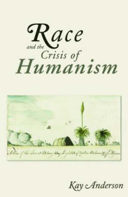Race and the Crisis of Humanism book