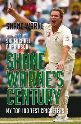 Shane Warne's Century book