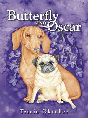 Butterfly and Oscar by Tricia Oktober