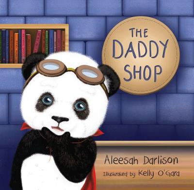 The Daddy Shop book