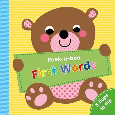 First Words (Peek-A-Boo) book