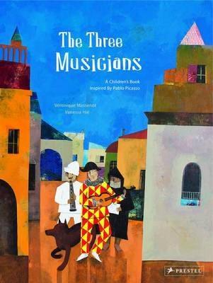 The Three Musicians by Veronique Massenot