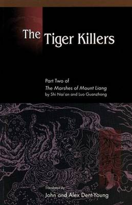 Tiger Killers book