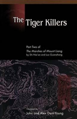 Tiger Killers book