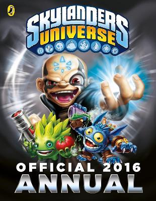 Skylanders Official Annual 2016 book
