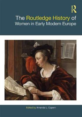 Routledge History of Women in Early Modern Europe book