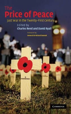 Price of Peace by General Sir Richard Dannatt
