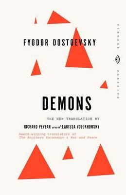 The Demons by F. M. Dostoevsky