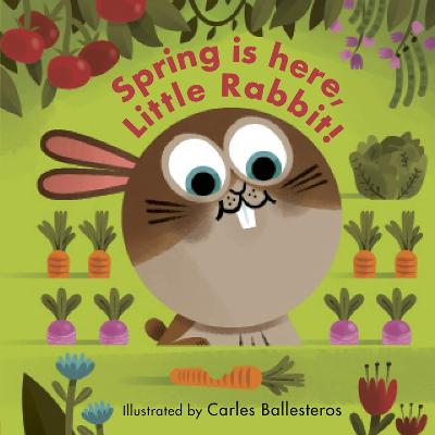 Spring Is Here, Little Rabbit! book