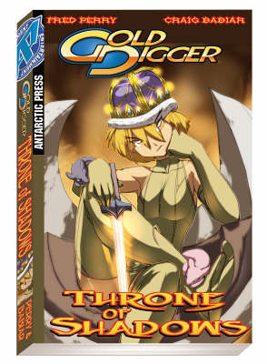 Gold Digger Gold Digger: Throne of Shadows Pocket Manga Volume 1 Throne of Shadows Pocket Manga v. 1 by Fred Perry