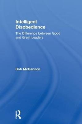 Intelligent Disobedience book