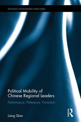 Political Mobility of Chinese Regional Leaders book