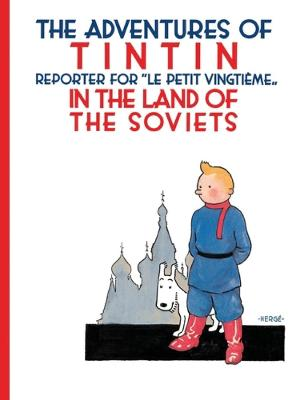 Tintin in the Land of the Soviets book