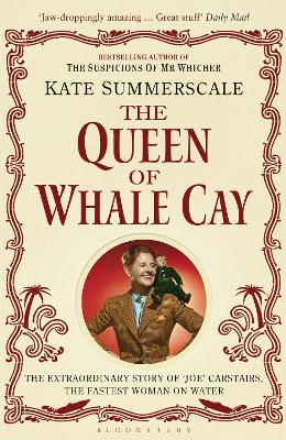 The Queen of Whale Cay by Kate Summerscale