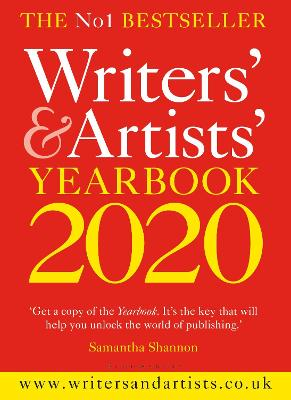 Writers' & Artists' Yearbook 2020 by Bloomsbury Publishing