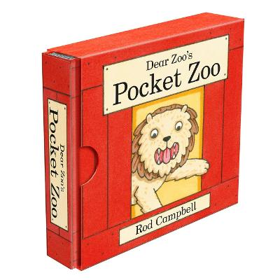 Dear Zoo's Pocket Zoo by Rod Campbell