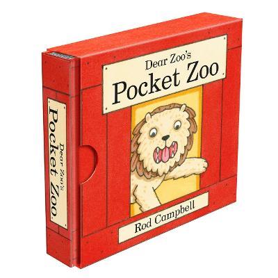 Dear Zoo's Pocket Zoo by Rod Campbell