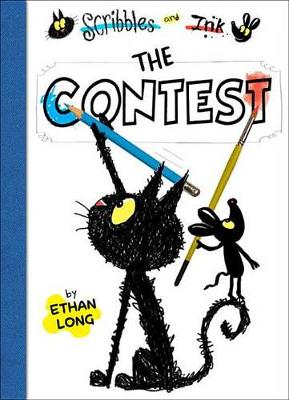 Scribbles and Ink, The Contest by Ethan Long