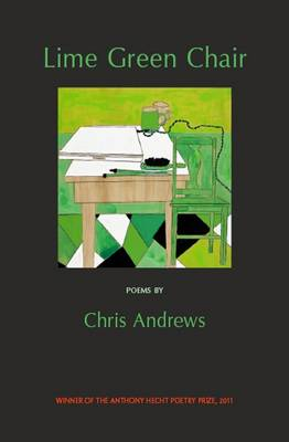 Lime Green Chair by Chris Andrews