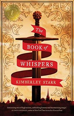 The Book Of Whispers by Kimberley Starr